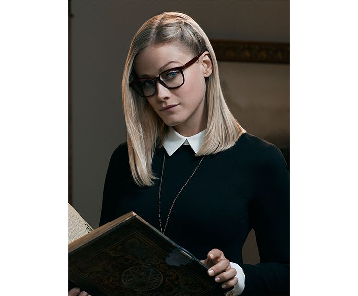 "Olivia Taylor Dudley as ""Alice"" in The Magicians"